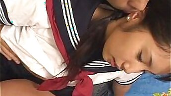 Attractive teen Luna Star has her first nipple licking ever
