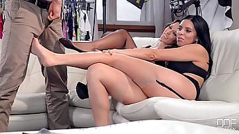 allys threesome park in amsterdam hot voluptuous lingerie