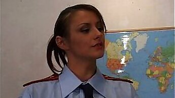 Budapester Sissy maid fucked by BBCs xxx