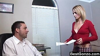 Blonde step daughter glamour sex scene first time Faking Out Your Father