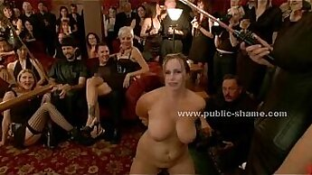 Casting couch x naked women and public bondage coll