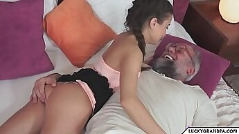 camslut video of granddaughter making erotic love with her mistress