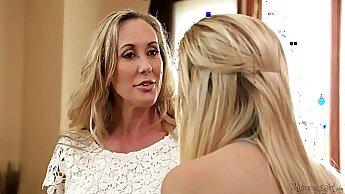 Angel Jocelynn - Big Tits Mother and Daughter