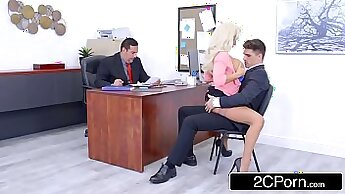 Busty oriental welcomes anal and gets her lips touched