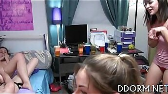 College Professor Charlee Chase and Willow Lynn