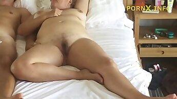 Asian Mom & Son Fuck Hidden Cam
